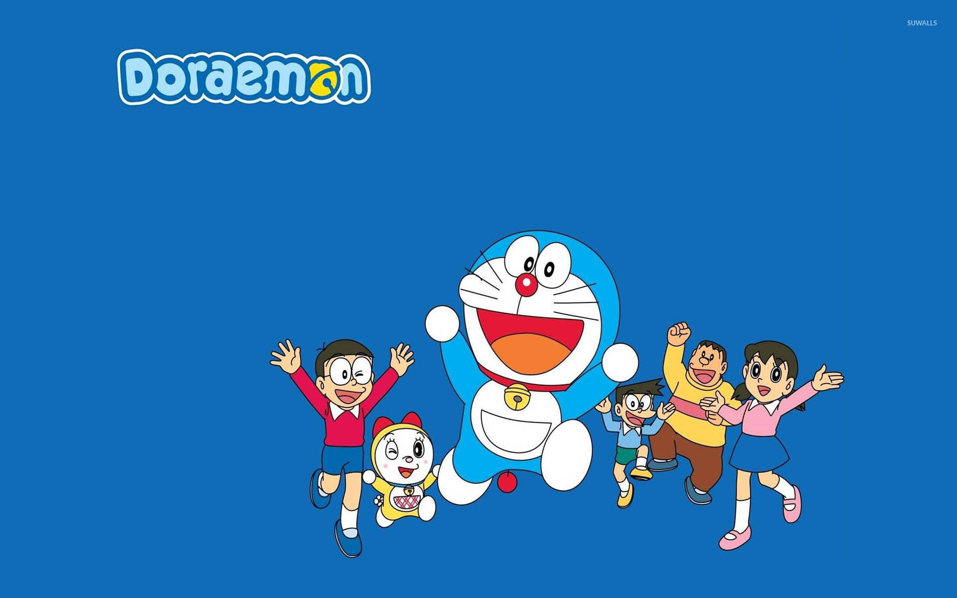 Doraemon Wallpapers Top Free Doraemon Backgrounds