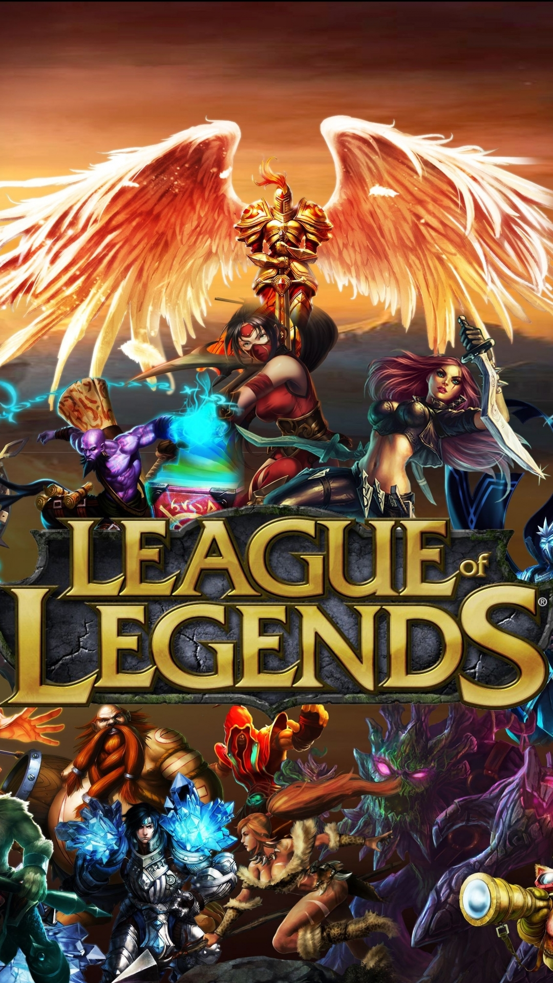 League Of Legends Iphone Wallpapers Top Free League Of Legends