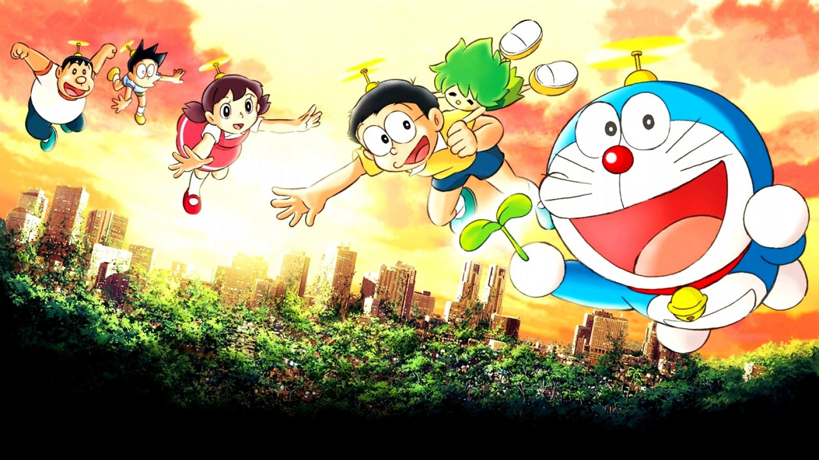 Doraemon Wallpapers Top Free Doraemon Backgrounds Wallpaperaccess