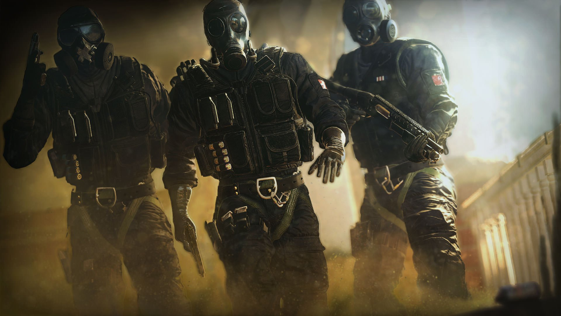 Rainbow Six Siege Wallpapers Top Free Rainbow Six Siege