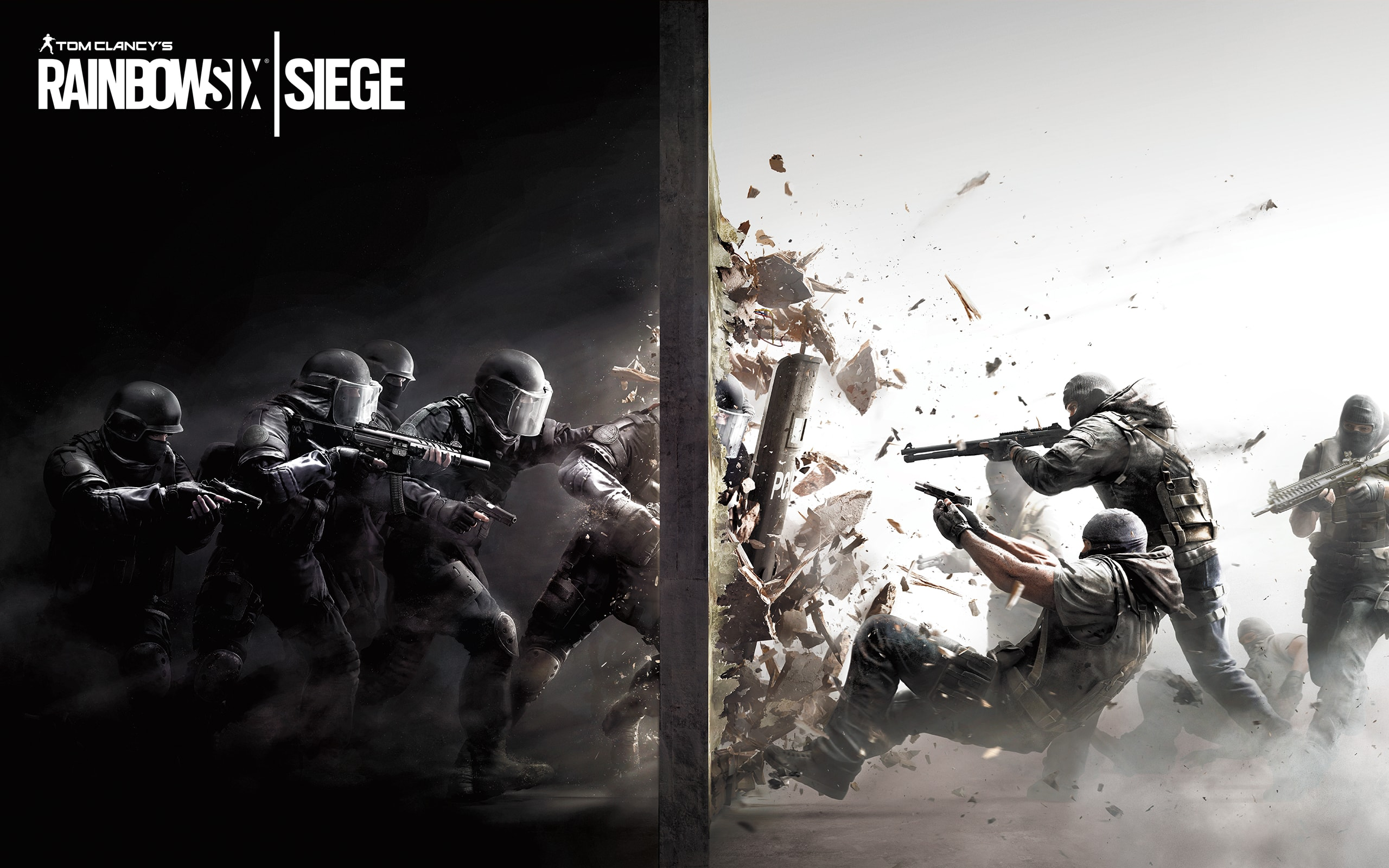 Rainbow Six Siege Wallpapers Top Free Rainbow Six Siege