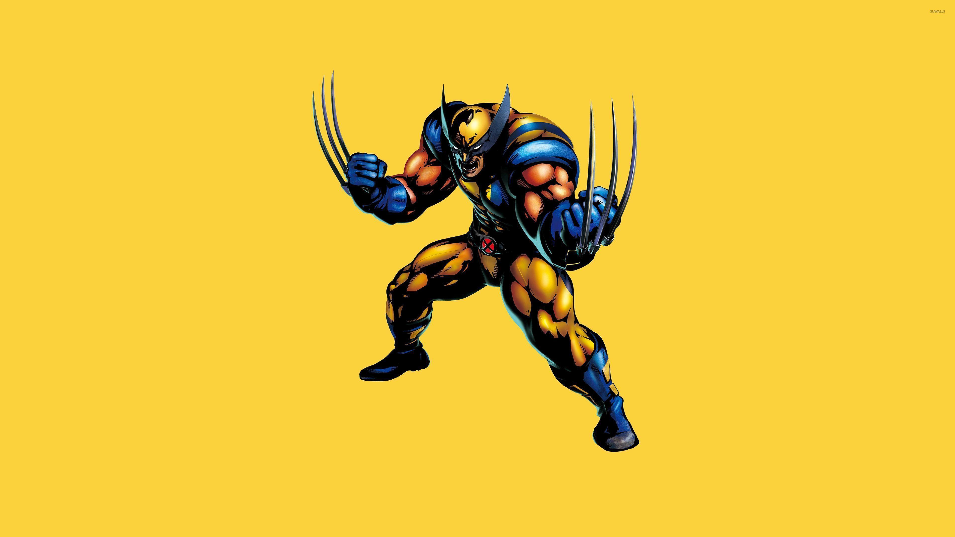 Wolverine cartoon wallpapers top free wolverine cartoon backgrounds wallpaperaccess - Wallpaper wolverine 4k ...