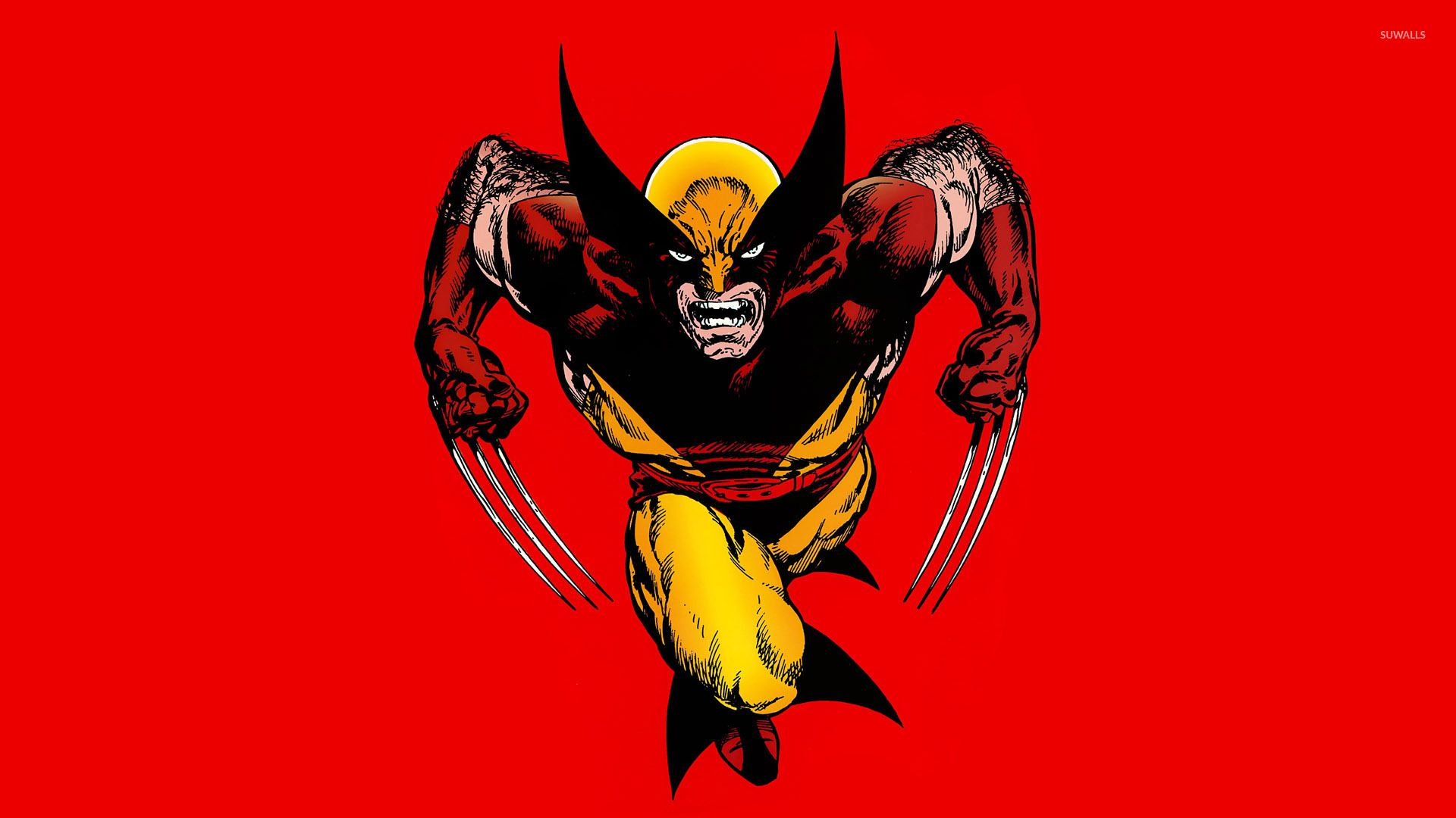 Wolverine Cartoon Wallpapers Top Free Wolverine Cartoon