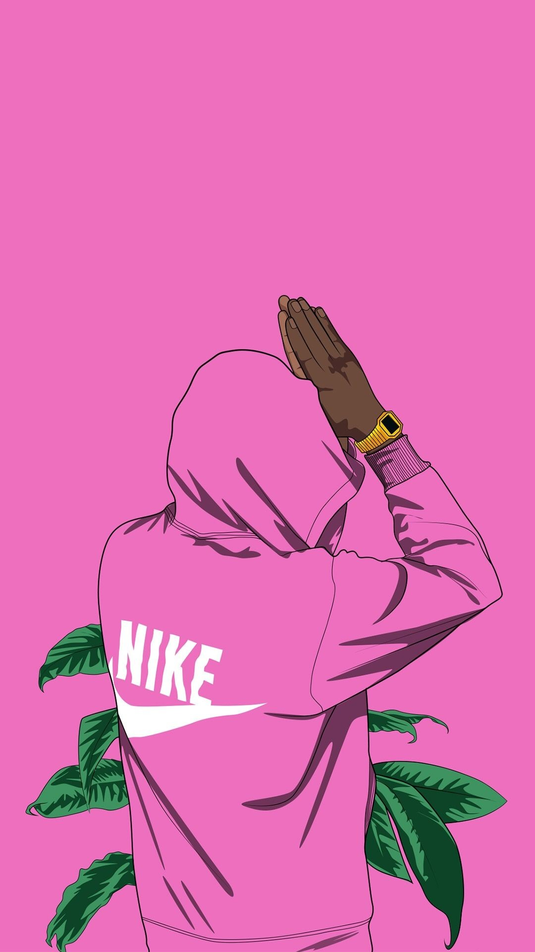 Pink Nike Wallpapers - Top Free Pink