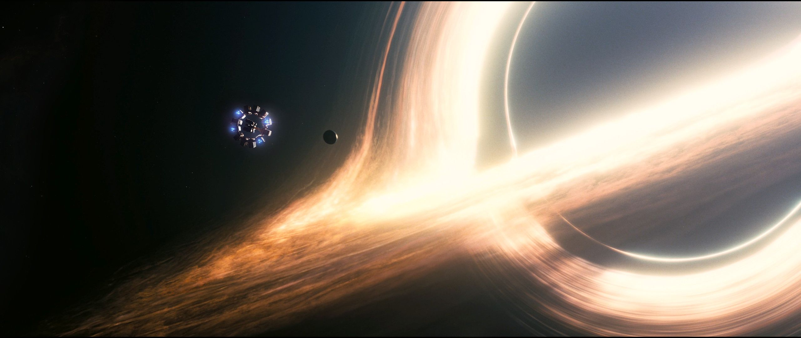 Interstellar Black Hole Wallpapers Top Free Interstellar