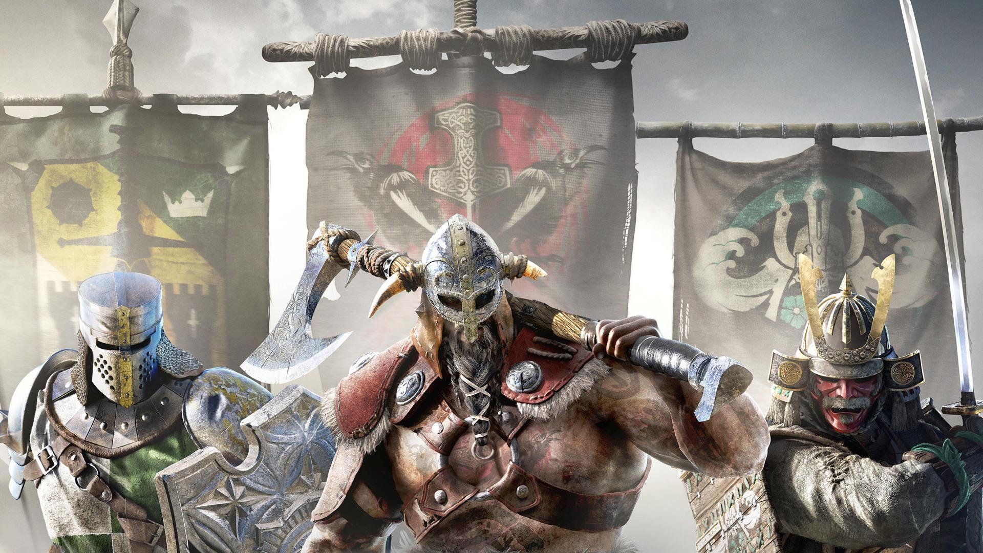 For Honor Viking Wallpaper: Vikings And Knights At War Wallpapers