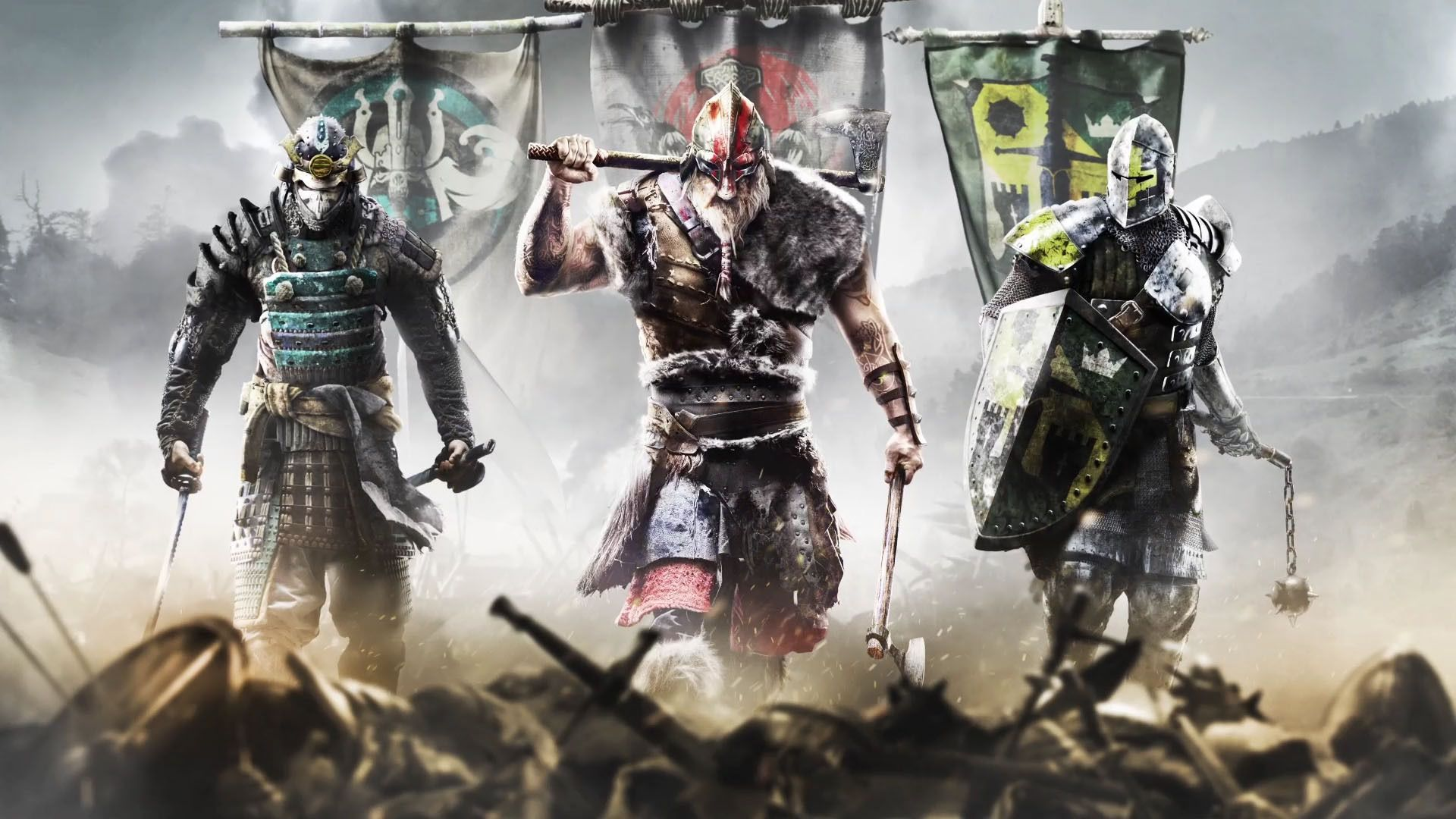 For Honor Game Wallpapers - Top Free For Honor Game ...
