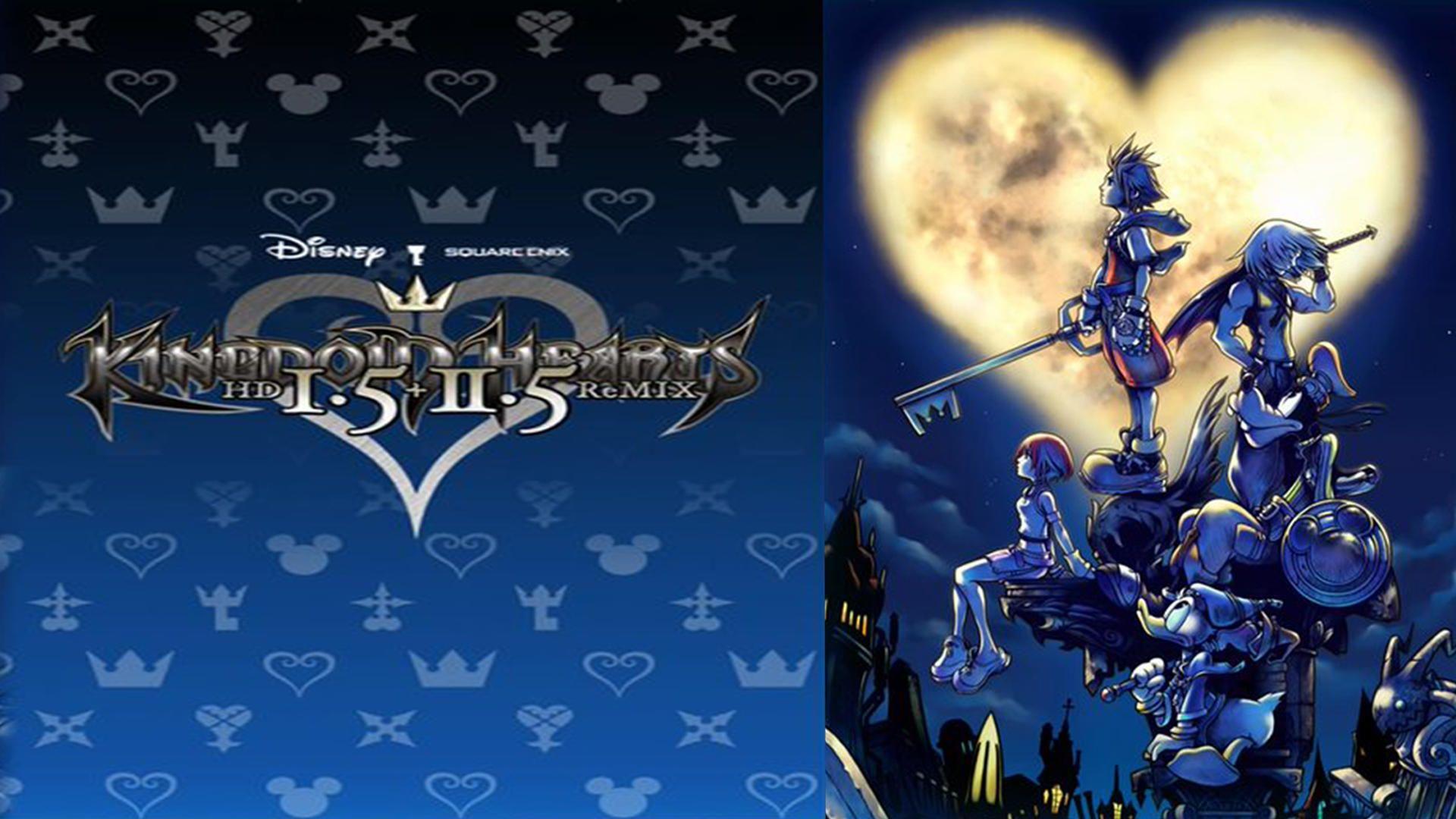 Kingdom Hearts Final Mix Wallpapers Top Free Kingdom Hearts