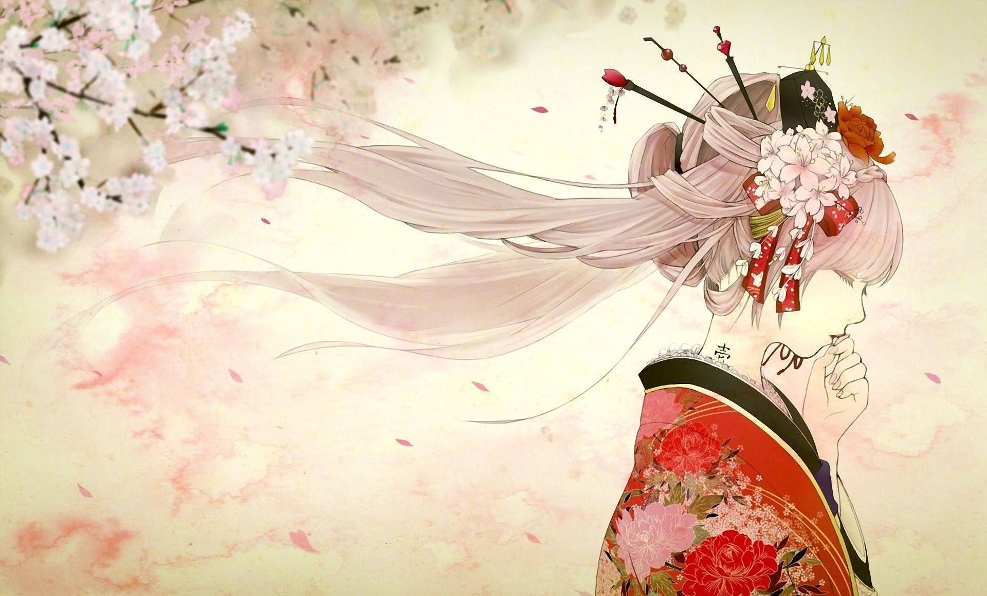 X  Kimono Wallpapers