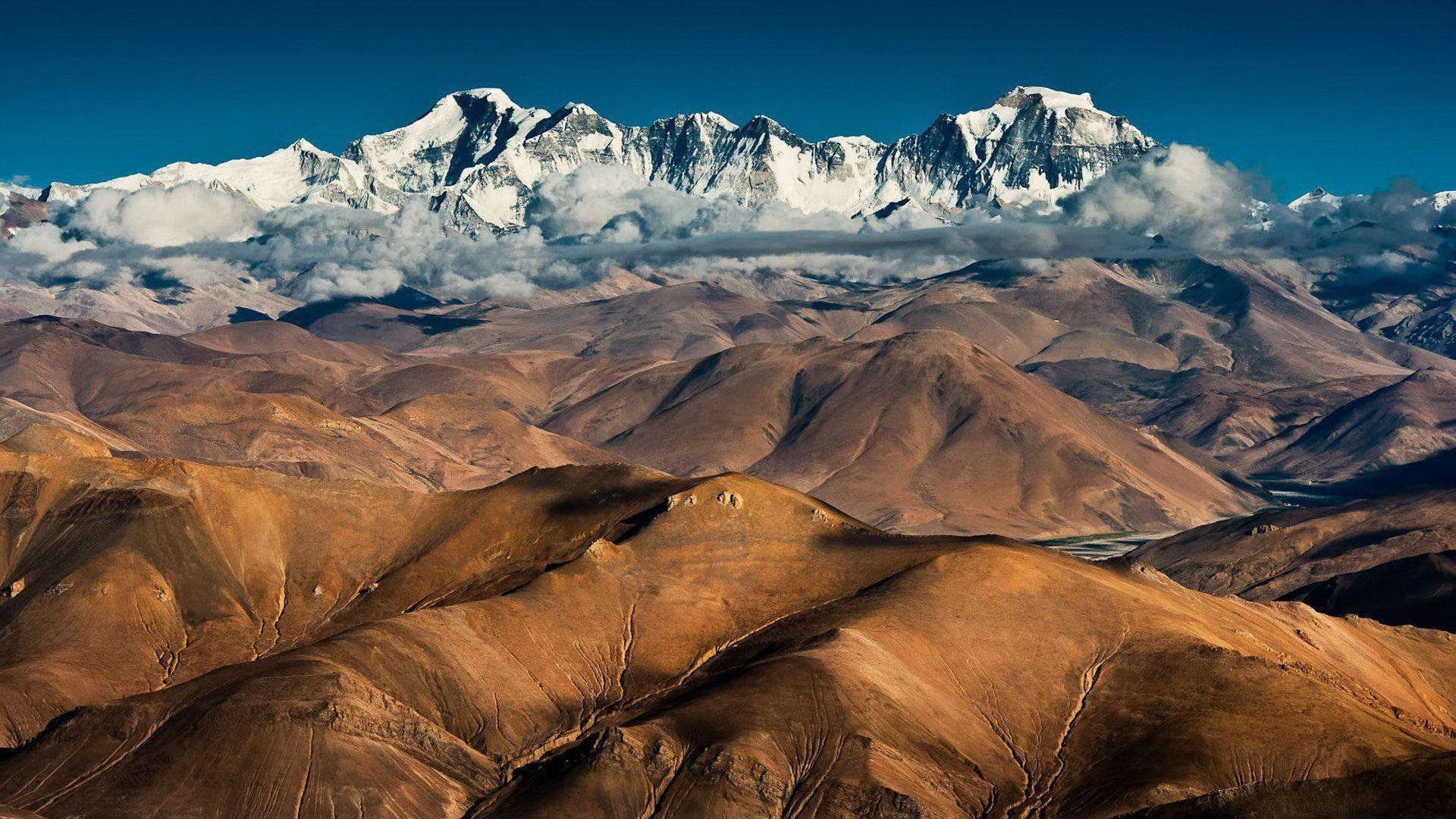 Himalayas Desktop Wallpapers