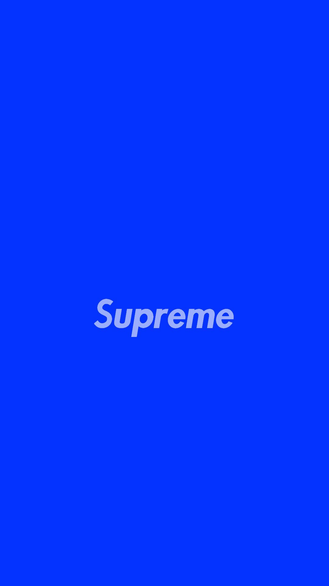 Blue Supreme Wallpapers Top Free Blue Supreme Backgrounds