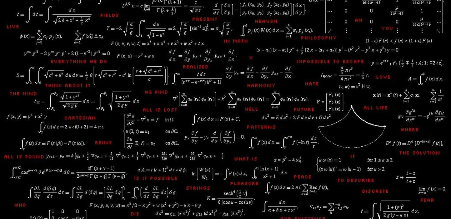 Equation Wallpapers Top Free Equation Backgrounds