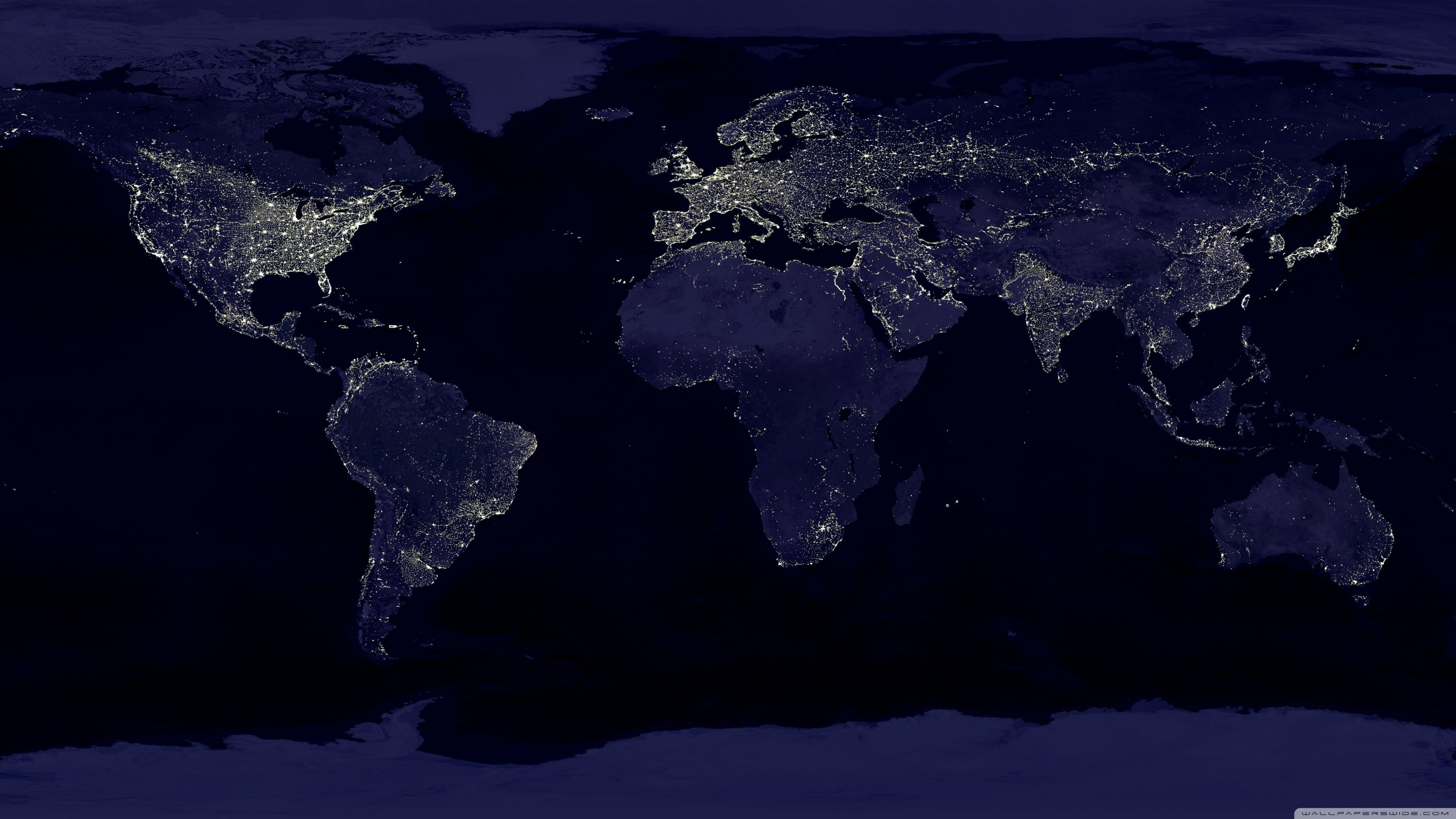 World At Night Wallpapers Top Free World At Night Backgrounds