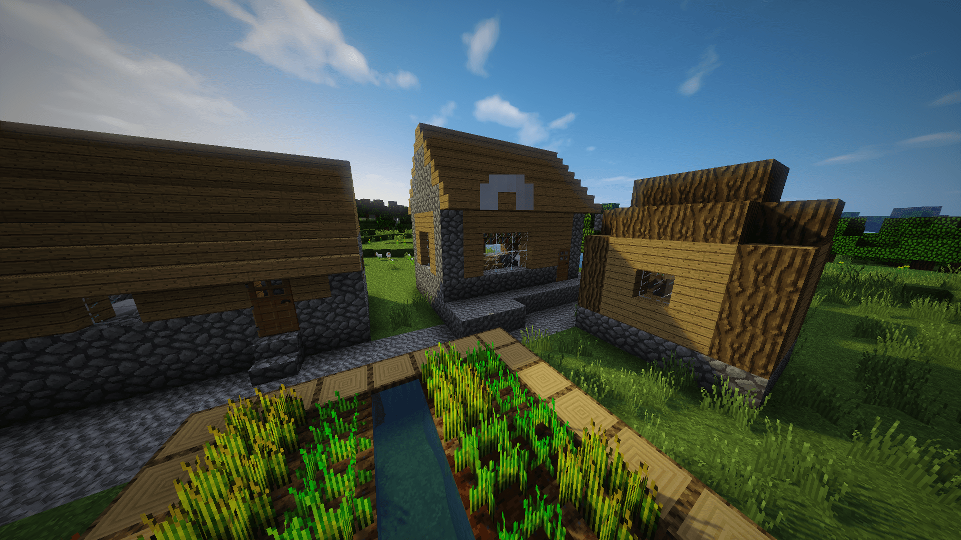 Minecraft Shaders Wallpapers - Top Free Minecraft Shaders