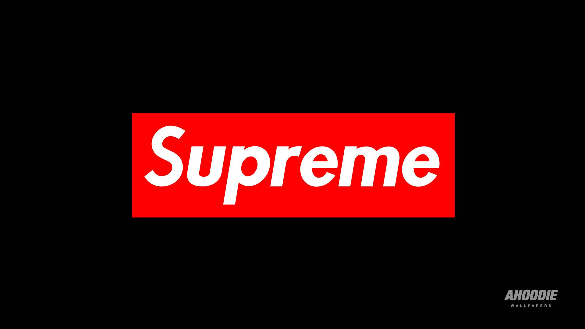 Supreme Logo Wallpapers Top Free Supreme Logo Backgrounds