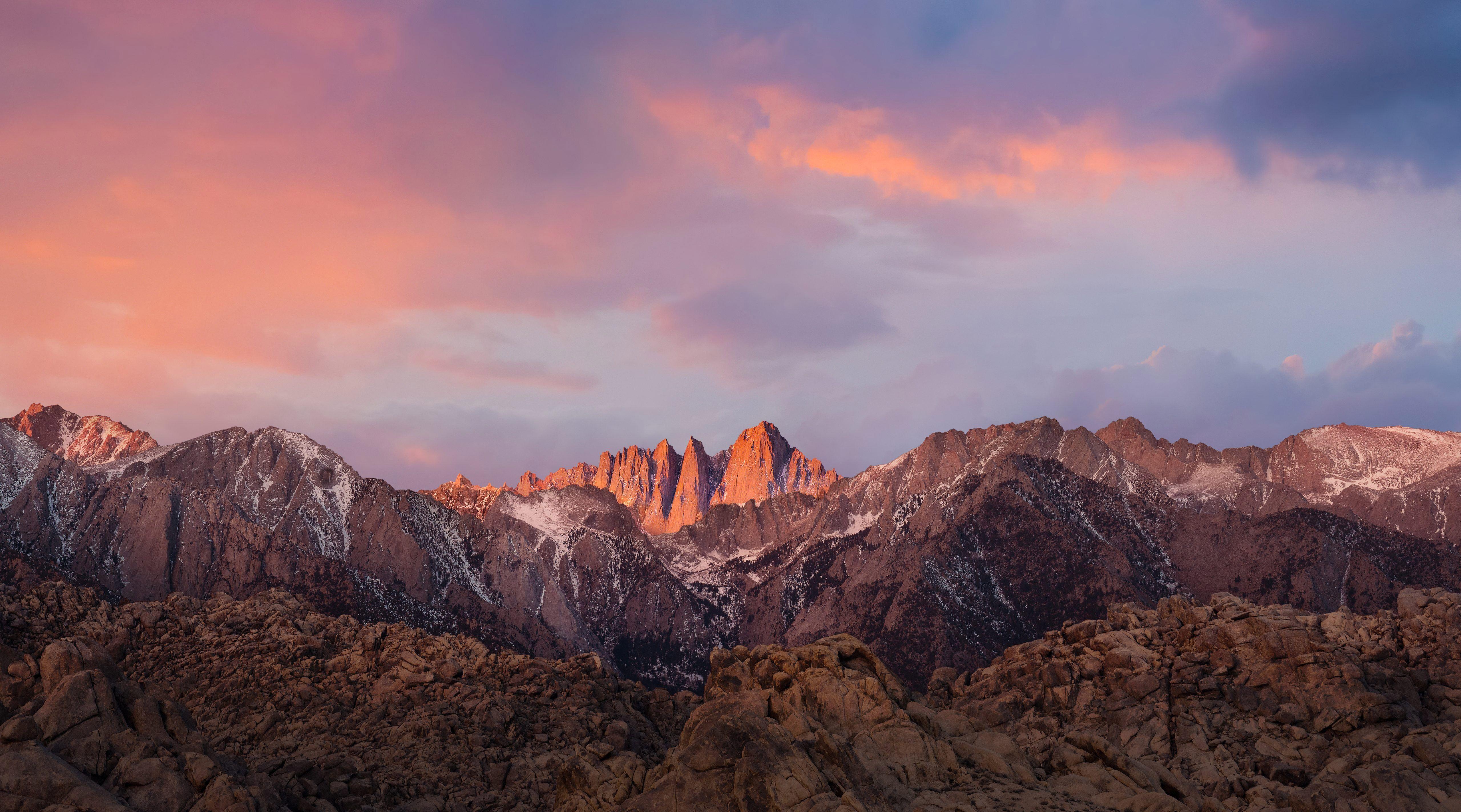 Mac Sierra Wallpapers Top Free Mac Sierra Backgrounds