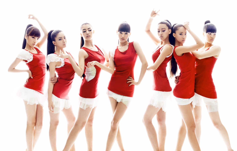 Korean Girl Group Rainbow Wallpapers Top Free Korean Girl