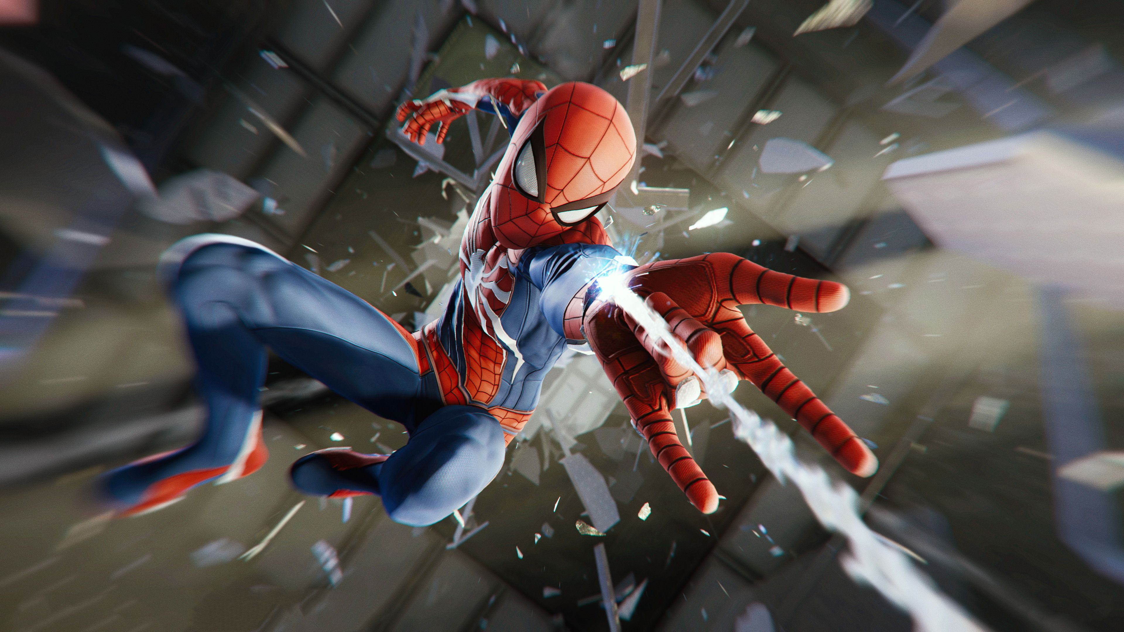 Spider Man Ps4 Wallpapers Top Free Spider Man Ps4 Backgrounds