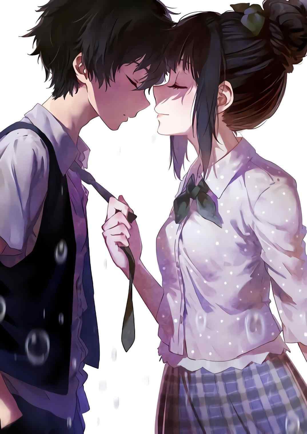 Beautiful Romantic Anime Wallpapers Top Free Beautiful