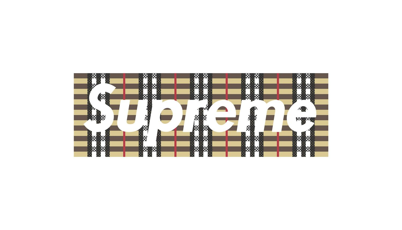 Supreme Burberry Wallpapers Top Free Supreme Burberry