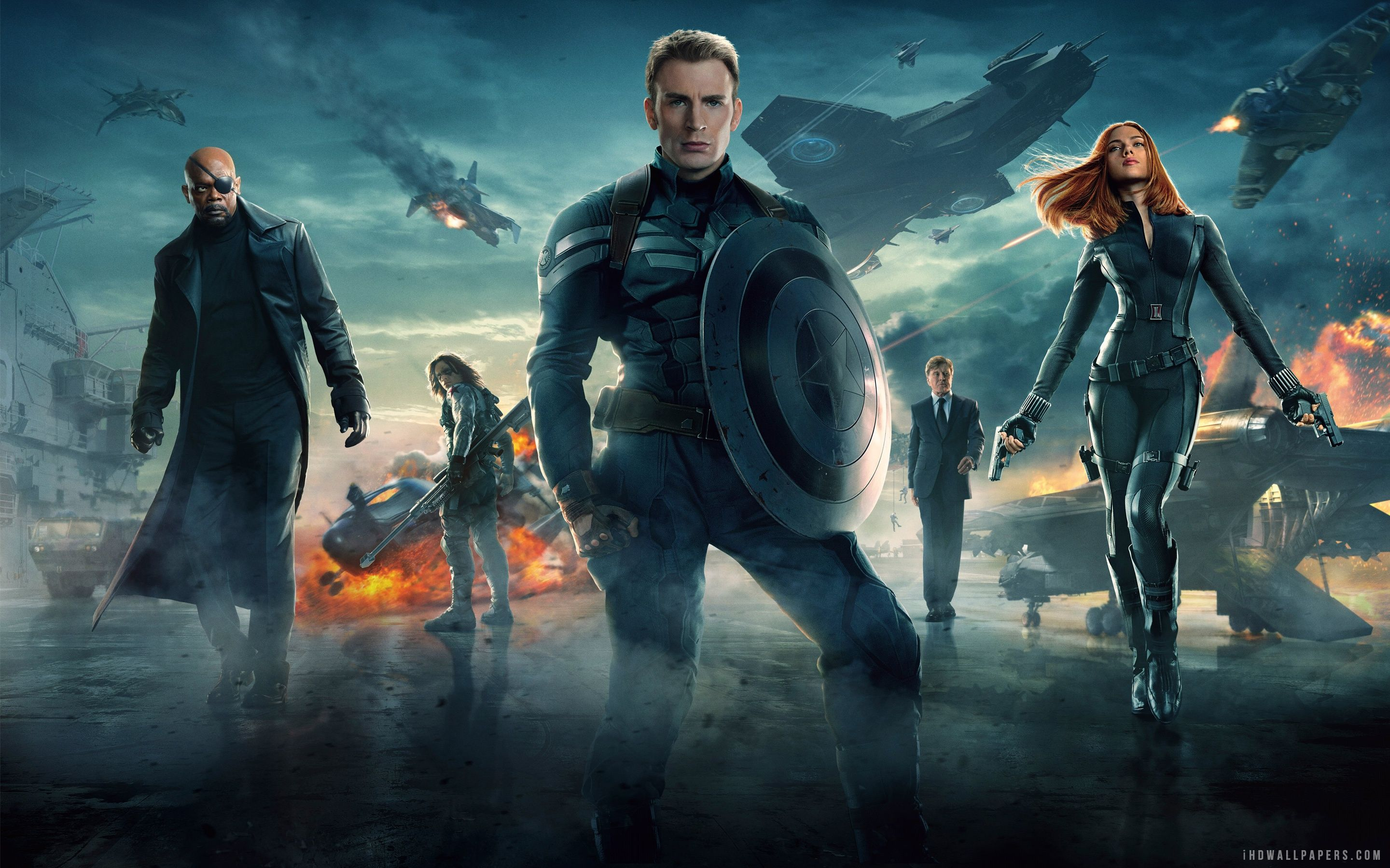 Captain America The Winter Soldier Wallpapers Top Free Captain
