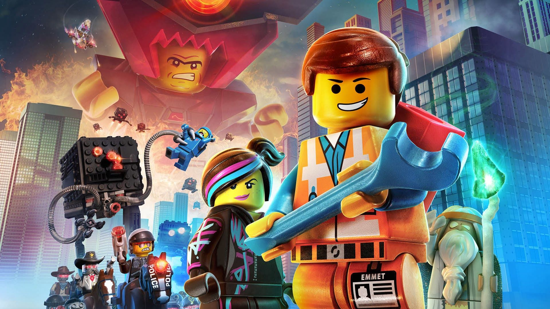 Lego Movie Wallpapers Top Free Lego Movie Backgrounds Wallpaperaccess
