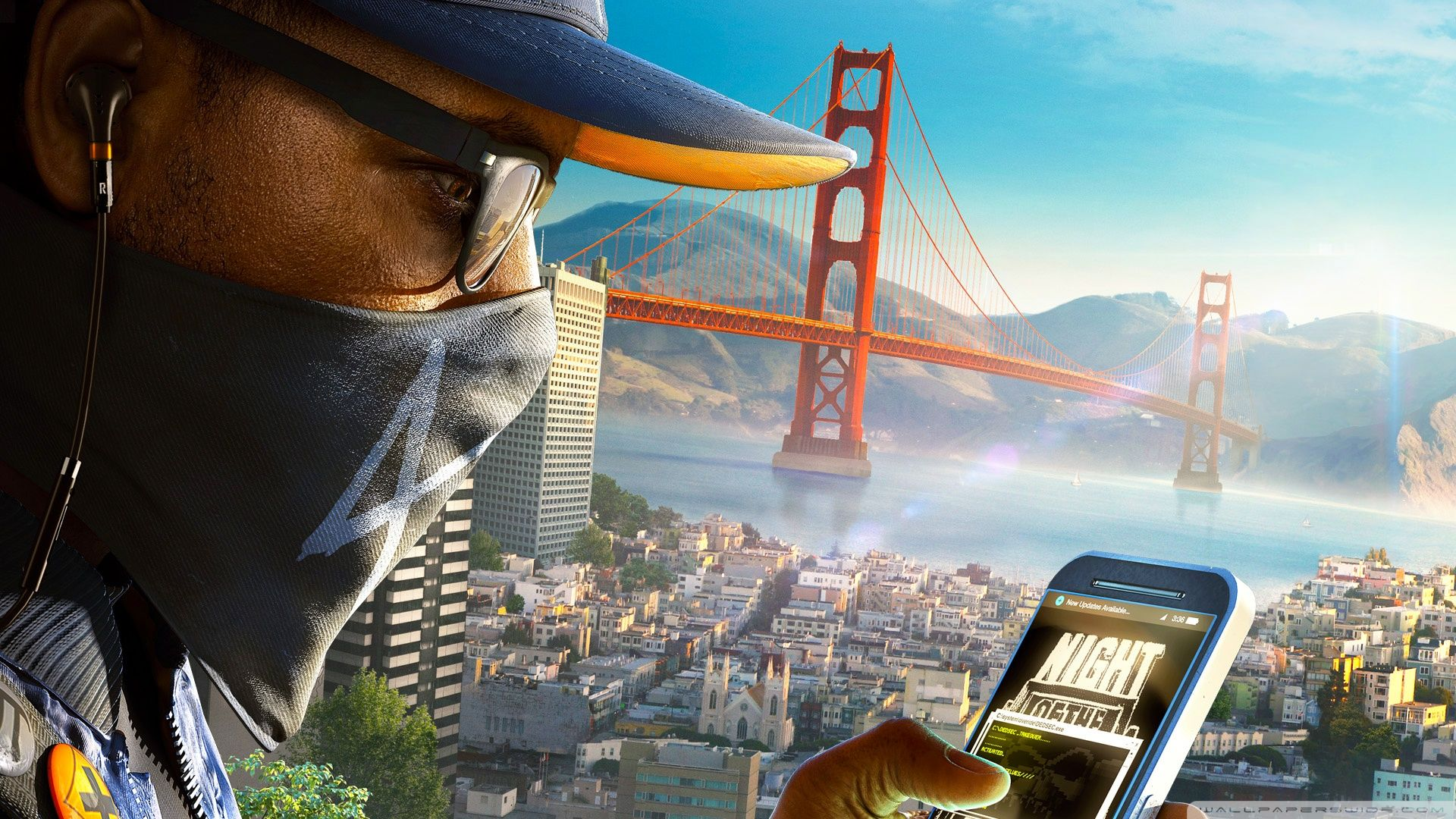 Watch Dogs Tablet Wallpapers Top Free Watch Dogs Tablet