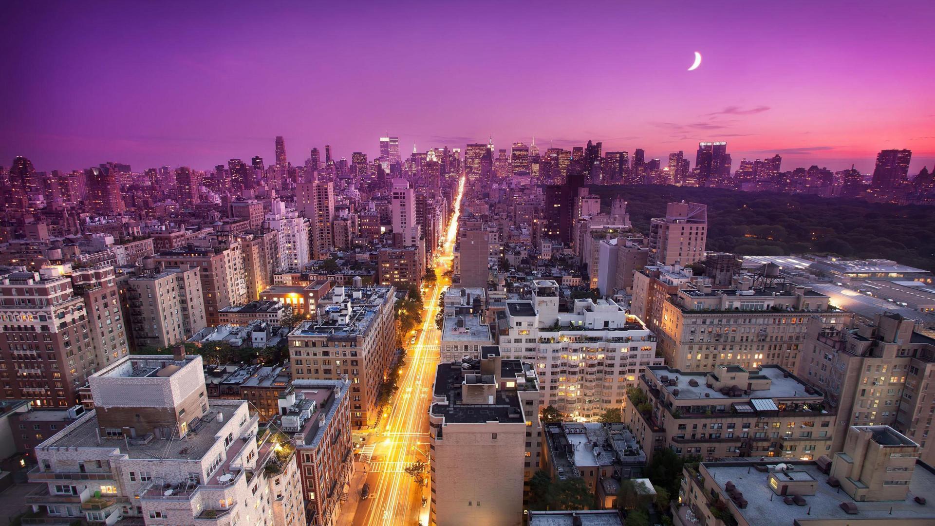 city Street Manhattan New York City Wallpapers HD Desktop and