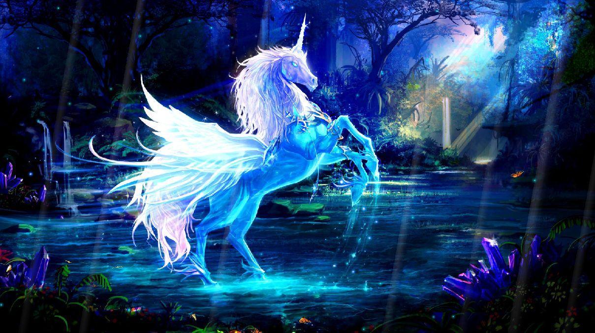 Beautiful Unicorn Wallpapers - Top Free