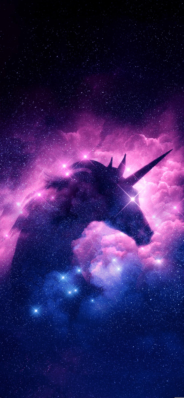 Unicorn Galaxy Phone Wallpapers Top Free Unicorn Galaxy Phone Backgrounds Wallpaperaccess