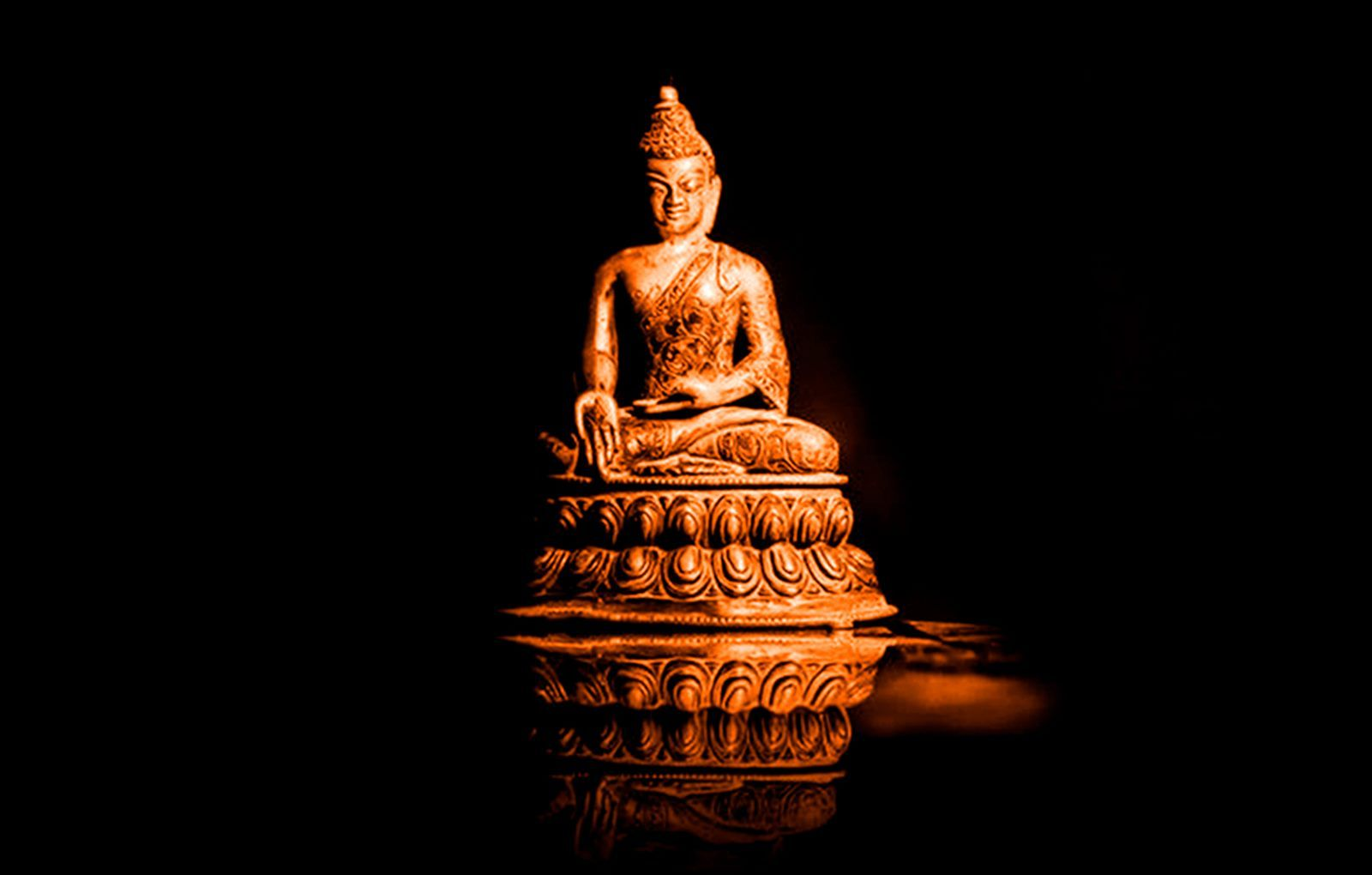 Black Buddha Wallpapers Top Free Black Buddha Backgrounds Wallpaperaccess