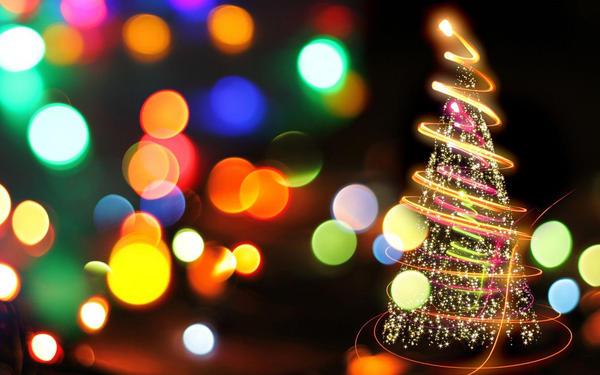 Christmas Lights Wallpapers Top Free Christmas Lights