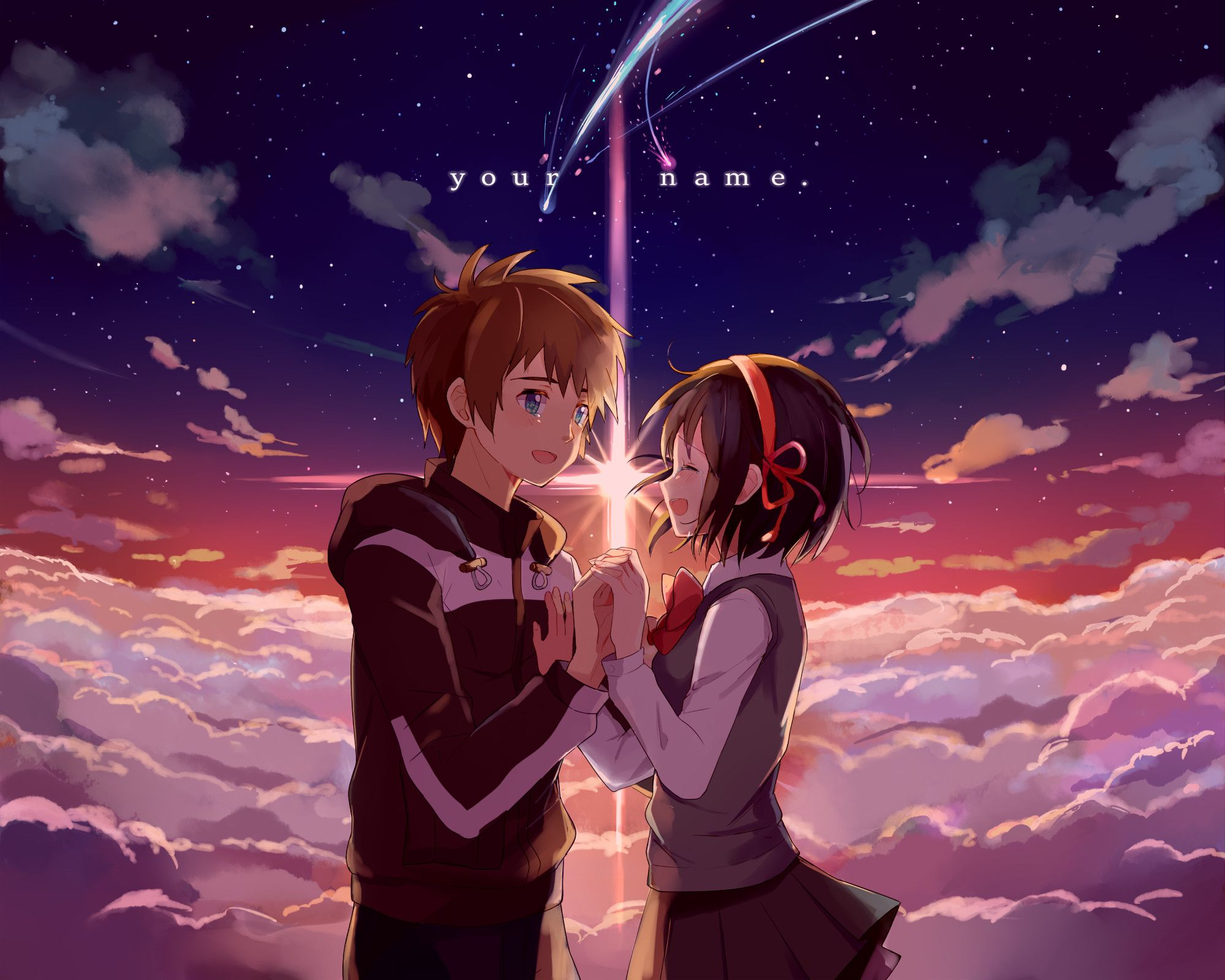 Anime Romance Love Wallpapers - Top Free Anime Romance ...