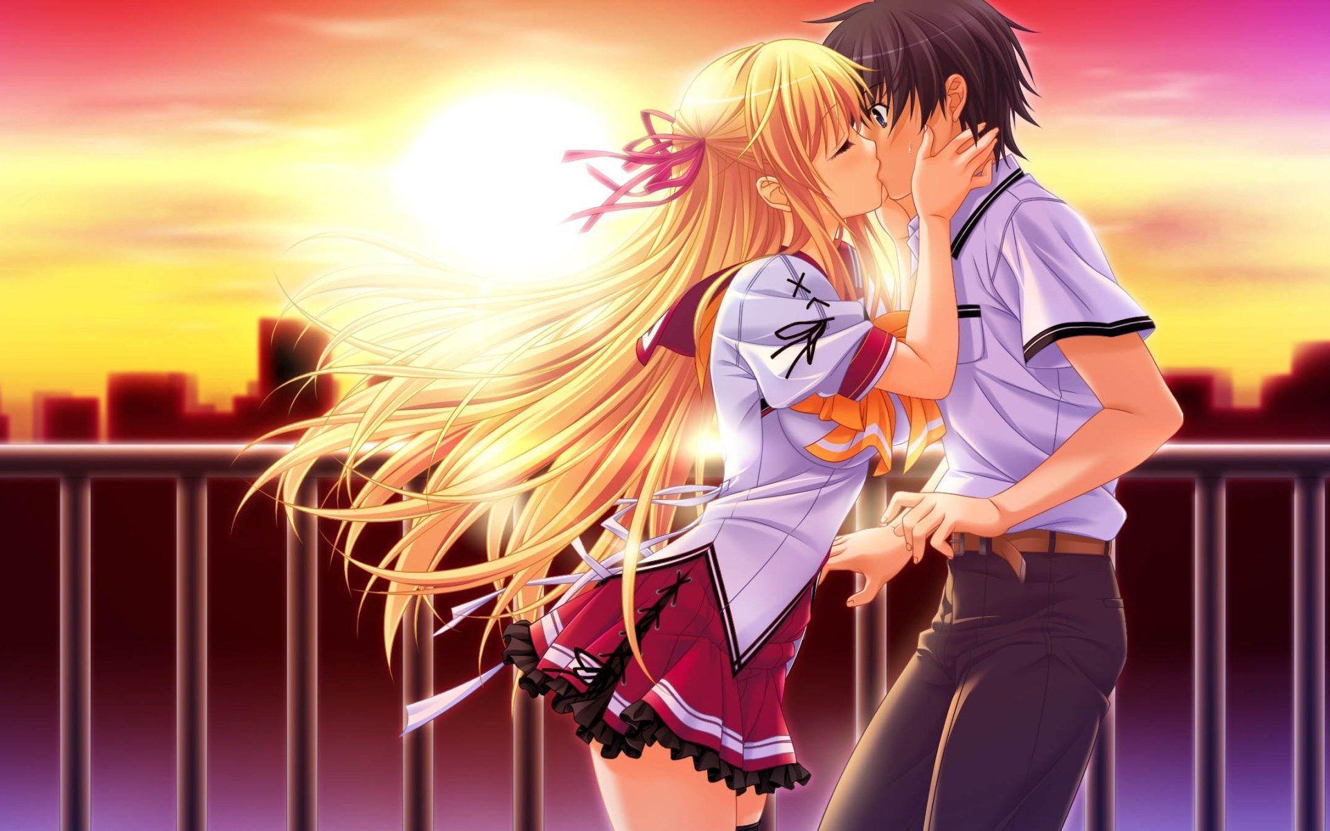 Best Romantic Cartoon Hd Wallpapers Secondtofirstcom