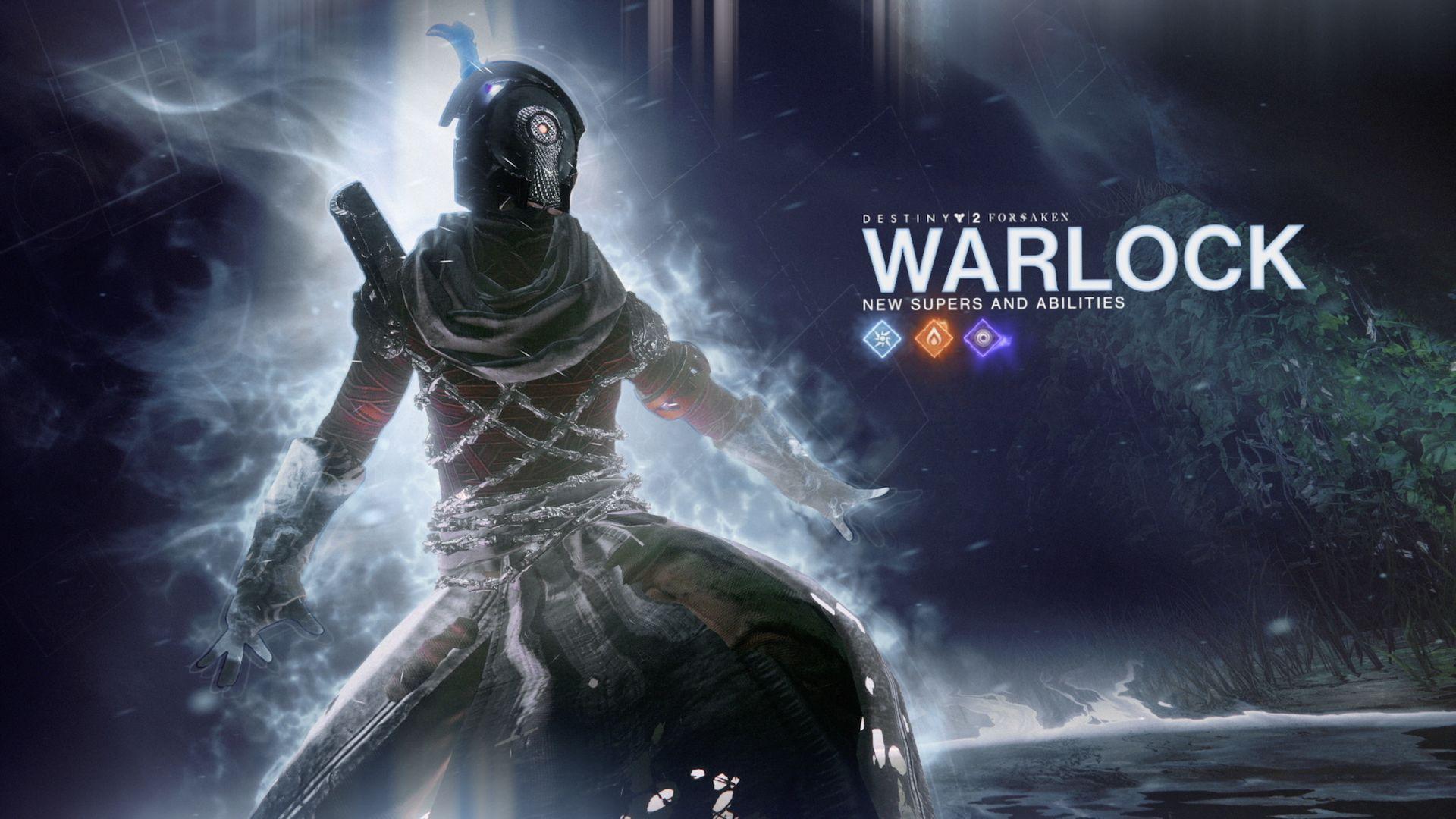 Destiny 2 Warlock Wallpapers Top Free Destiny 2 Warlock