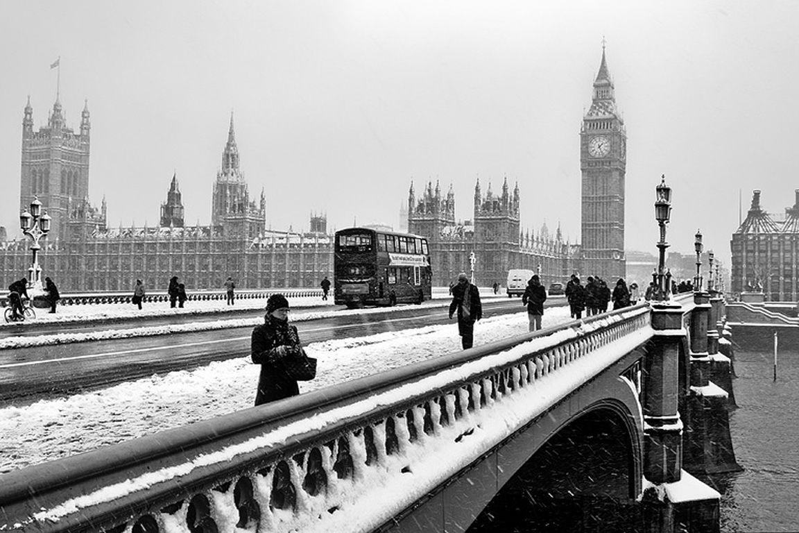 London Winter Wallpapers Top Free London Winter Backgrounds Wallpaperaccess
