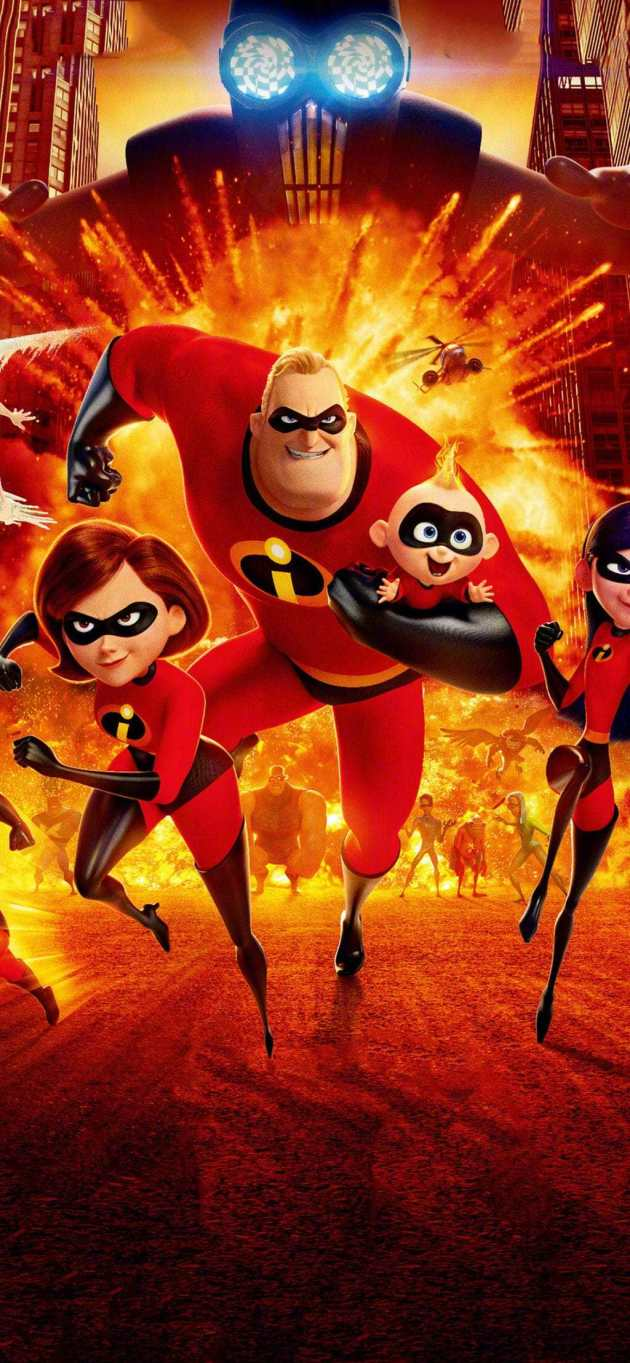 The Incredibles iPhone Wallpapers - Top Free The Incredibles iPhone