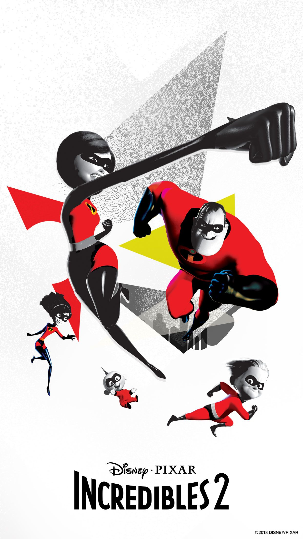 The Incredibles iPhone Wallpapers - Top Free The Incredibles