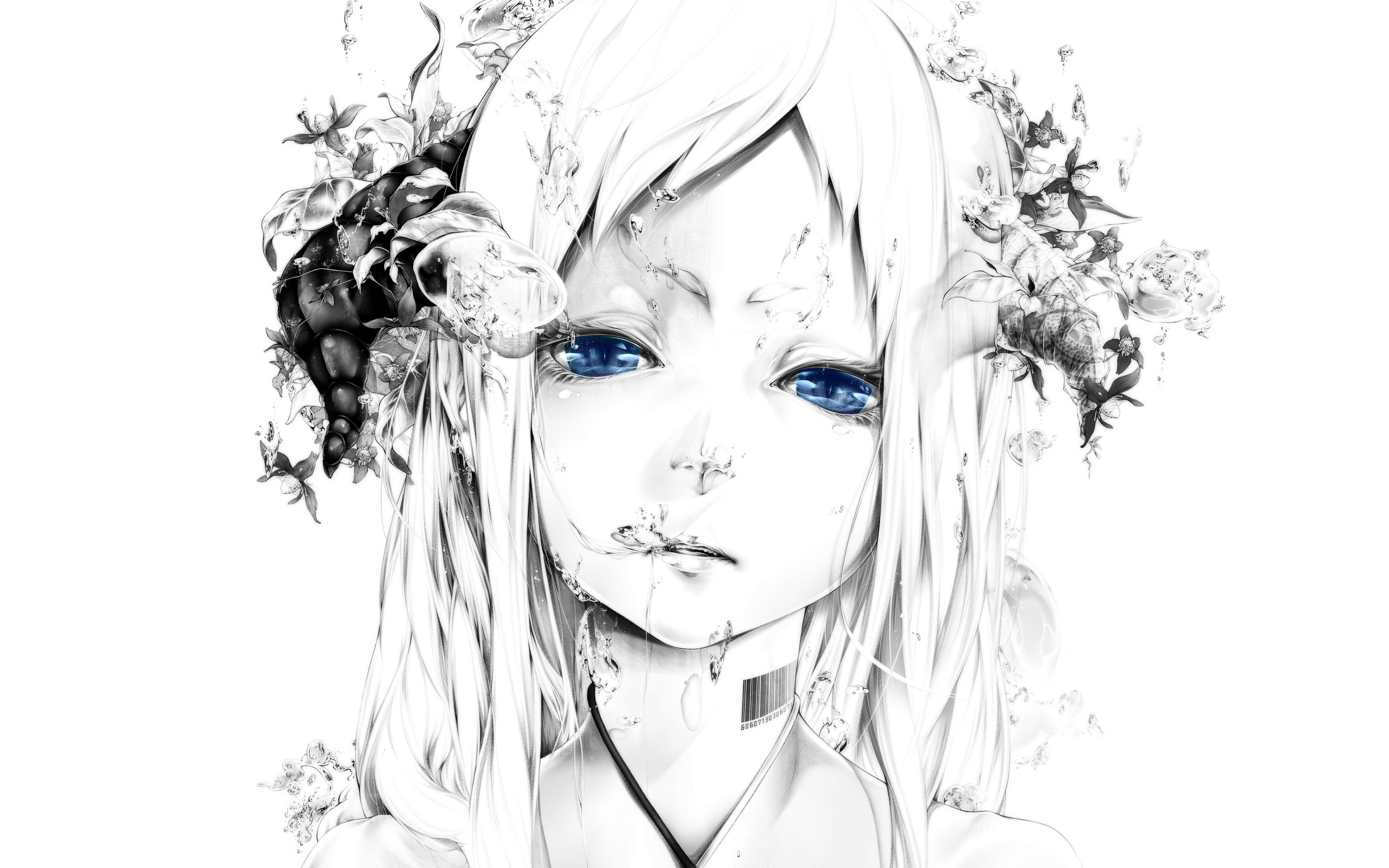 Anime Art Black And White Wallpapers Top Free Anime Art Black And White Backgrounds Wallpaperaccess,Best Exterior House Paint Colors In India