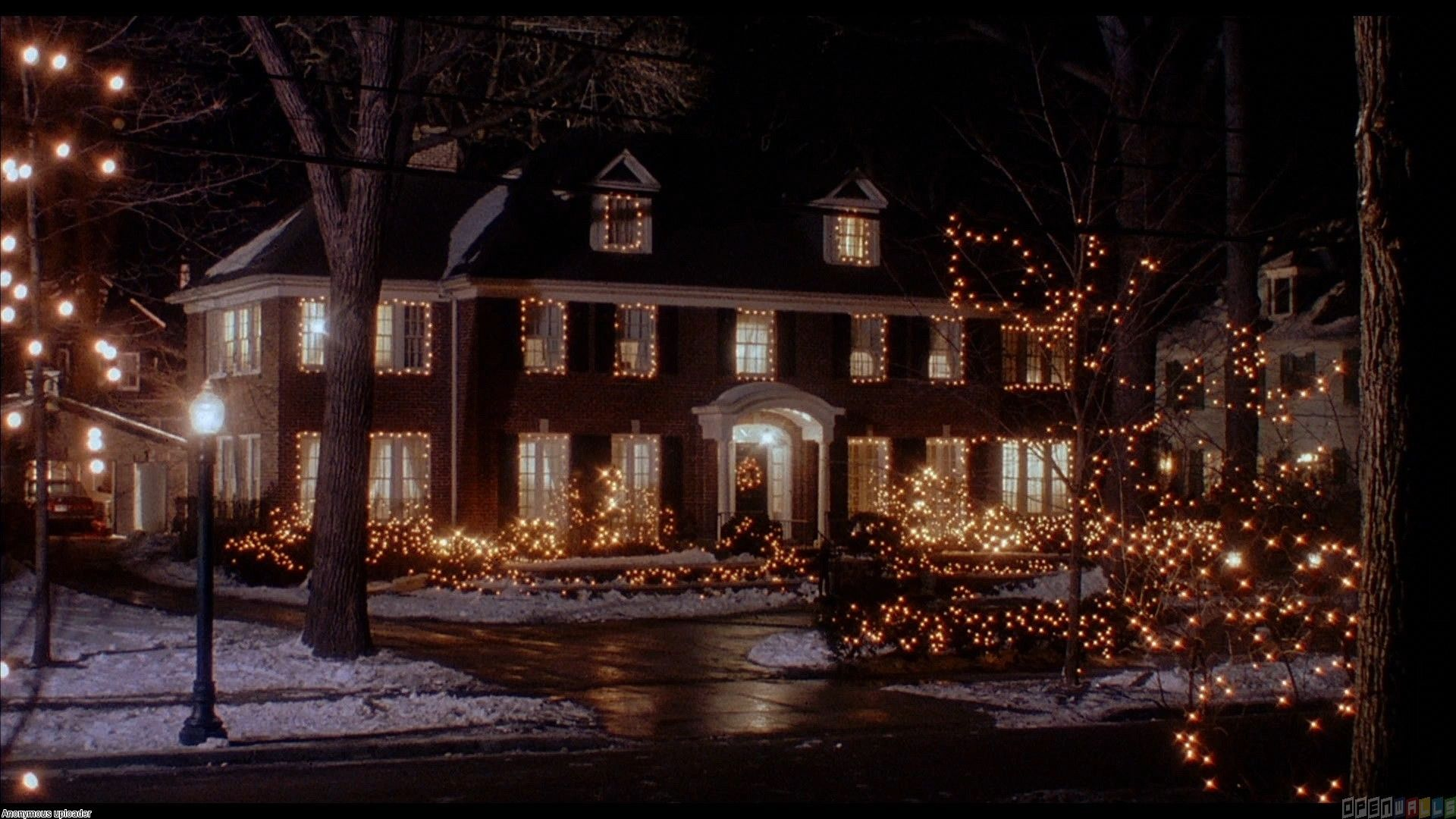 Home Alone Wallpapers Top Free Home Alone Backgrounds Wallpaperaccess