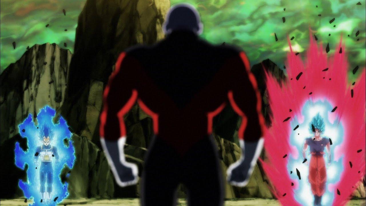 Goku Vs Jiren Wallpapers Top Free Goku Vs Jiren Backgrounds