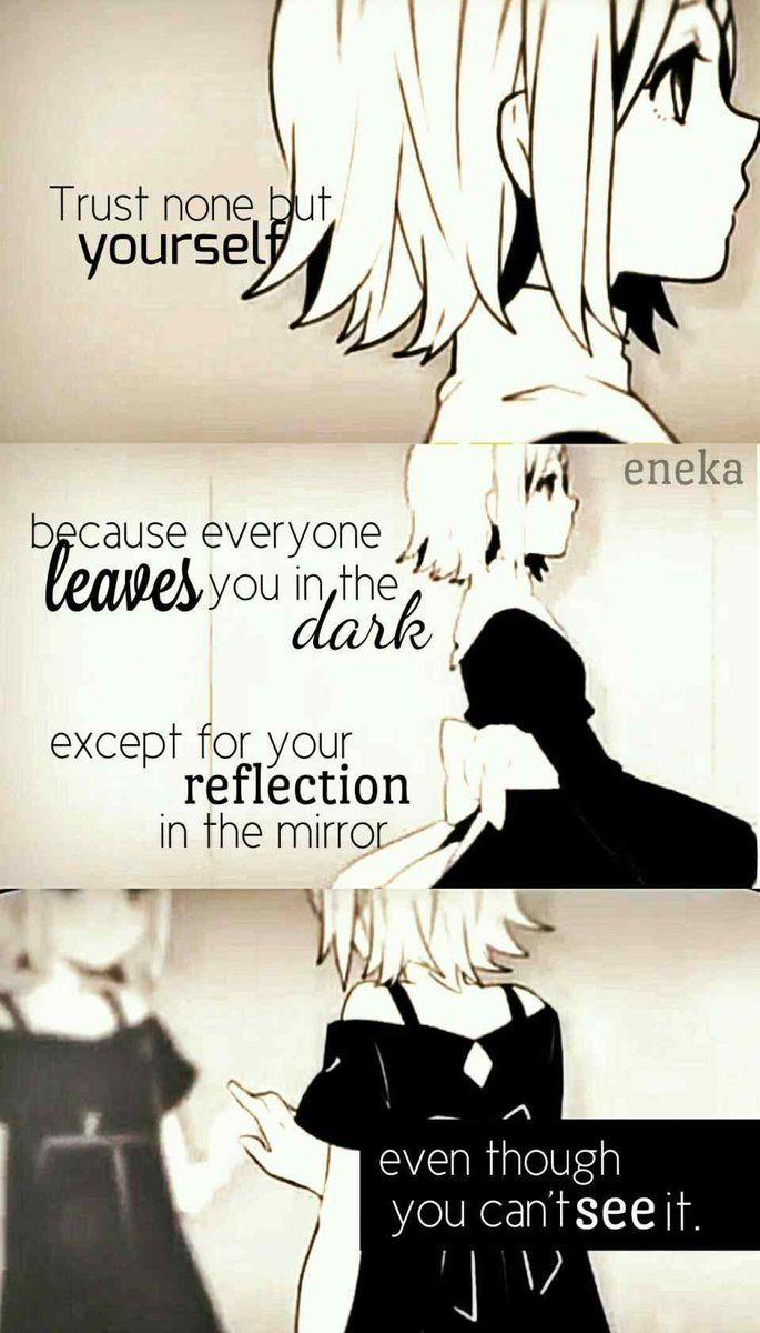 Anime Quote Wallpapers - Top Free Anime Quote Backgrounds ...