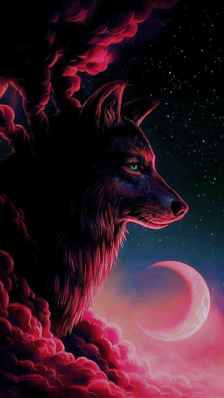 Anime wolves wallpapers top free anime wolves - Anime wolf wallpaper ...