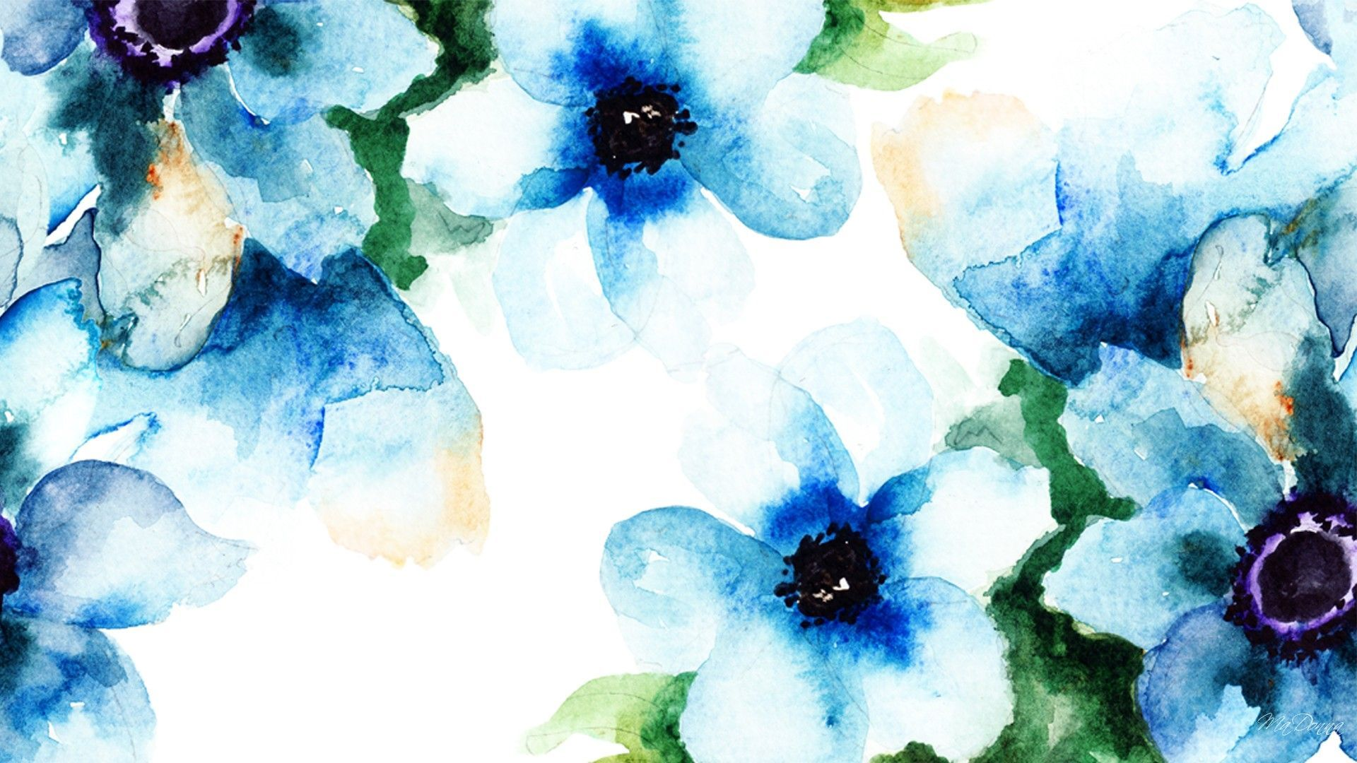 Watercolor Computer Wallpapers Top Free Watercolor Computer Backgrounds Wallpaperaccess