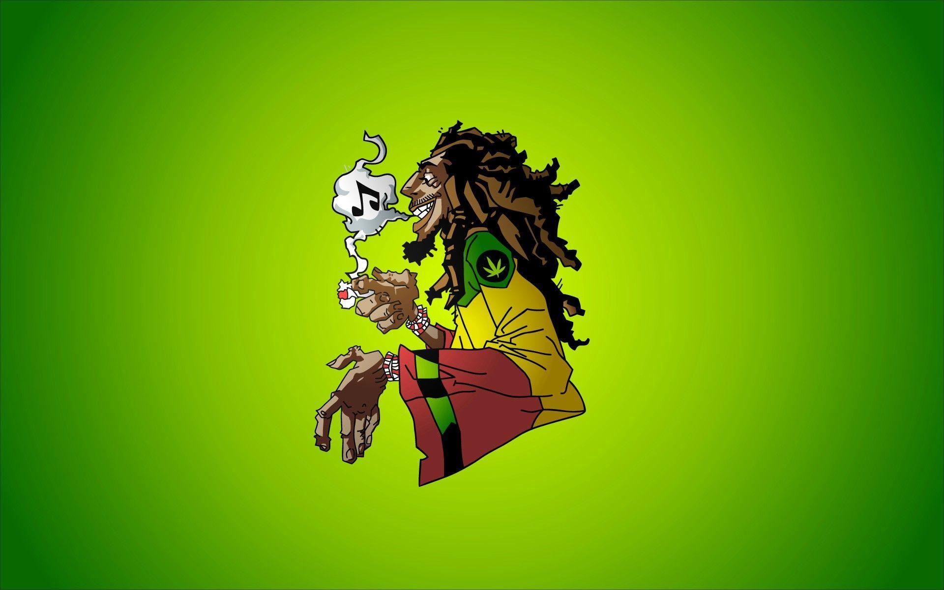 Cartoon Weed Wallpapers Top Free Cartoon Weed Backgrounds Wallpaperaccess