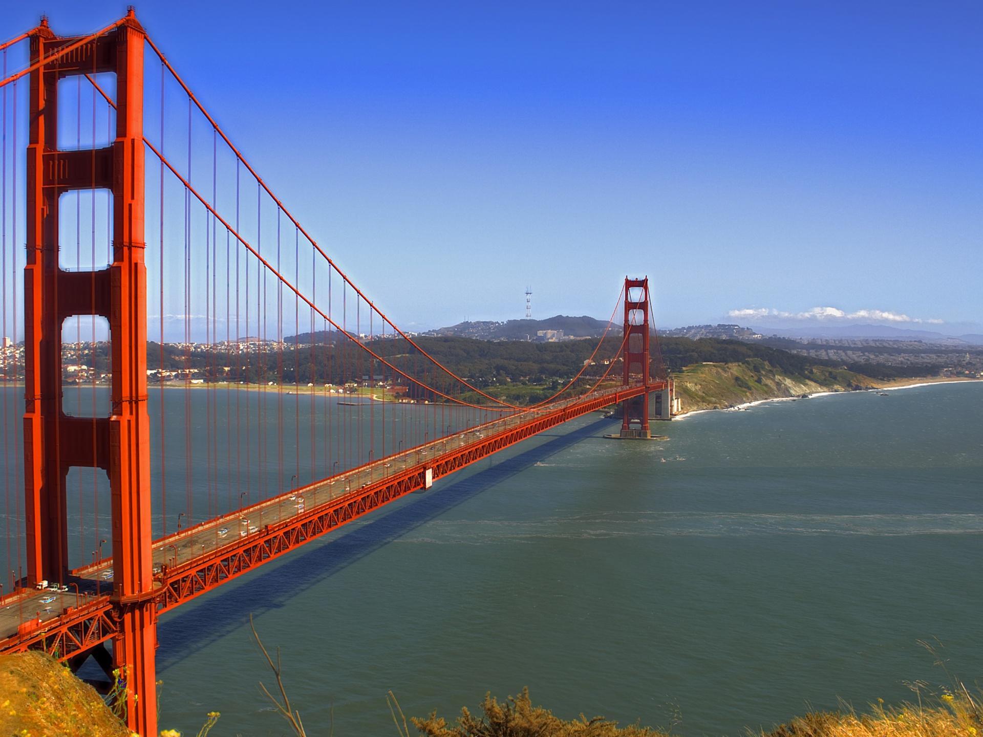 Golden Gate Bridge San Francisco Wallpapers Top Free Golden Gate Bridge San Francisco Backgrounds Wallpaperaccess