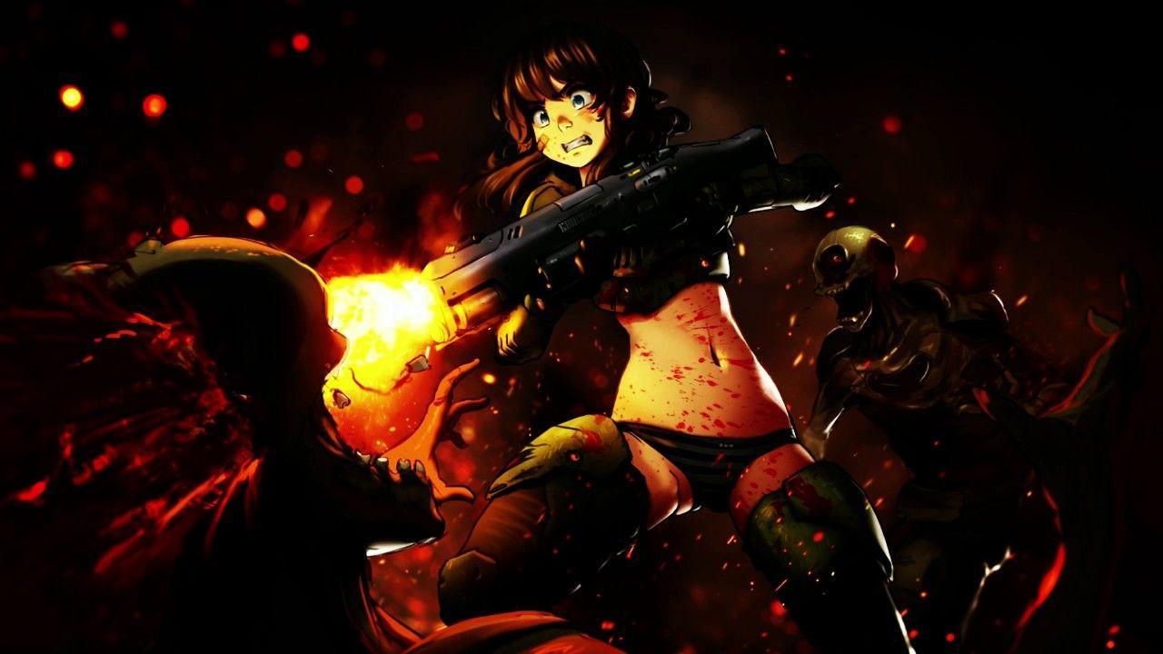 Doom Slayer Wallpapers - Top Free Doom Slayer Backgrounds ...