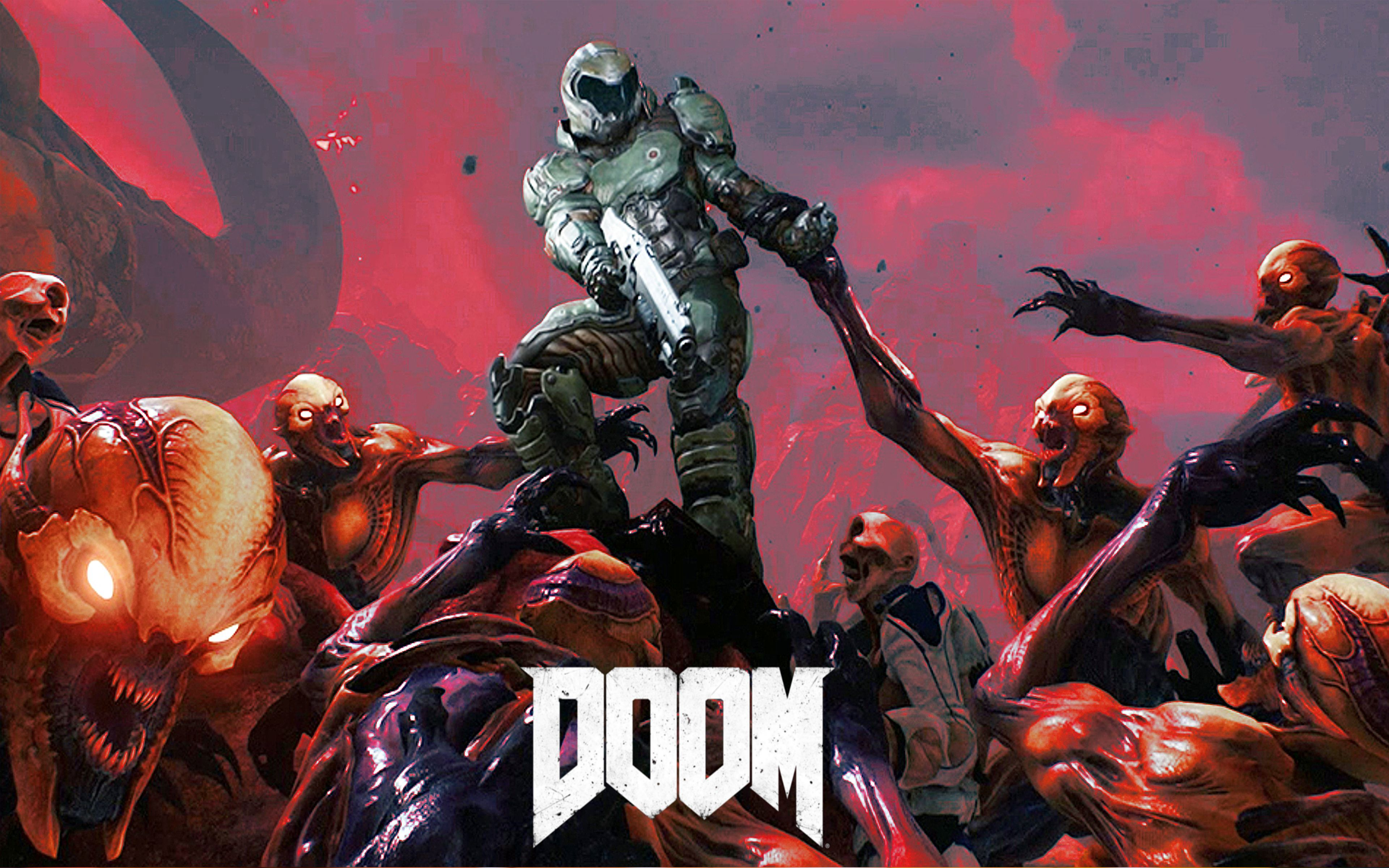 7680 Doom Slayer Wallpapers - Top Free 7680 Doom Slayer ...
