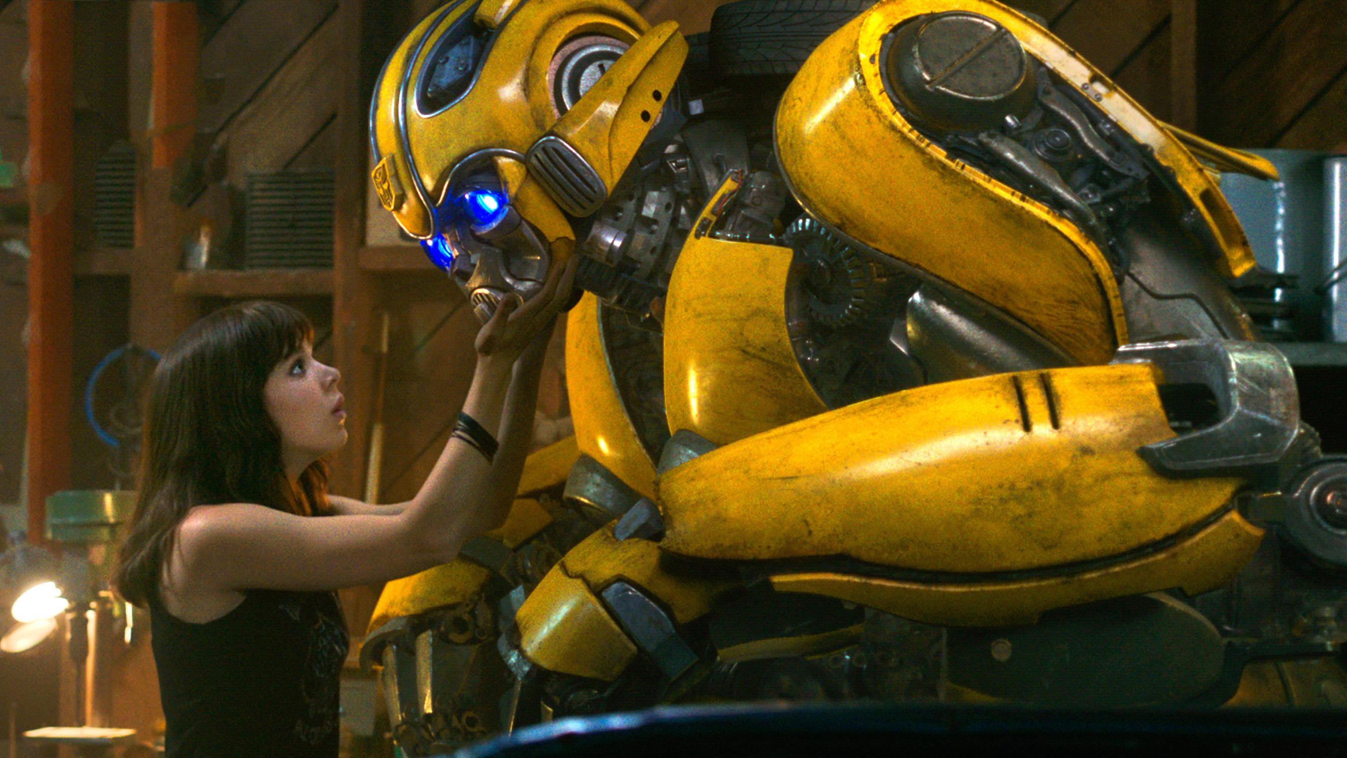 Bumblebee Movie Wallpapers Top Free Bumblebee Movie Backgrounds