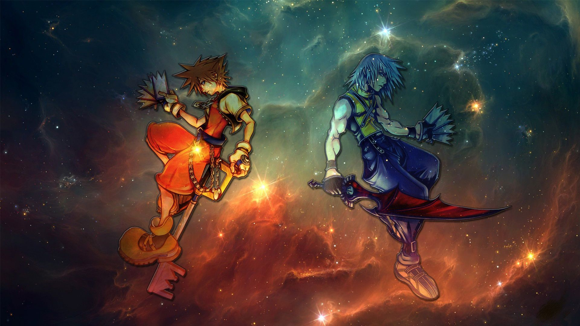 Kingdom Hearts Sora Wallpapers - Top Free Kingdom Hearts ...